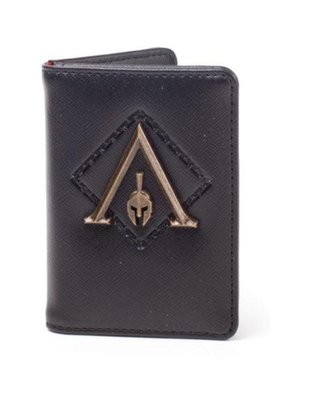 Assassin's Creed Odyssey - Porte-cartes Premium Noir
