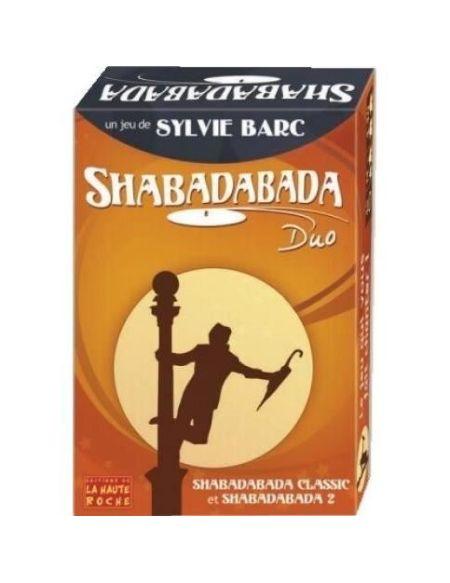 ASMODEE - Shabadabada Duo - Jeu de société