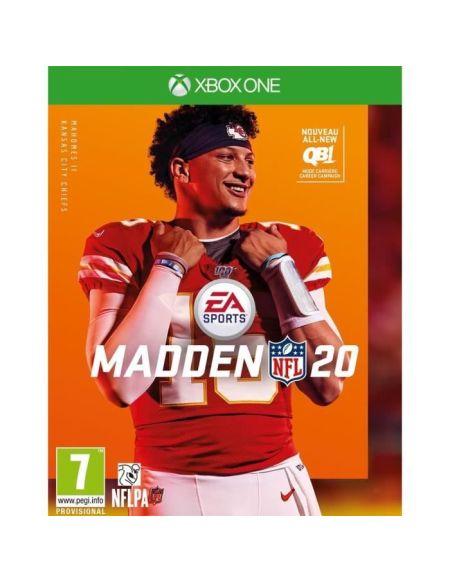 Madden NFL 20 Jeu Xbox One