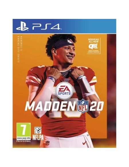 Madden NFL 20 Jeu PS4