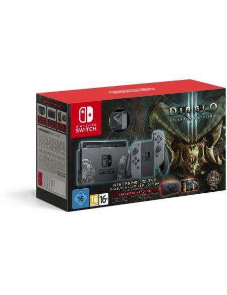 Nintendo Switch édition limitée Diablo III