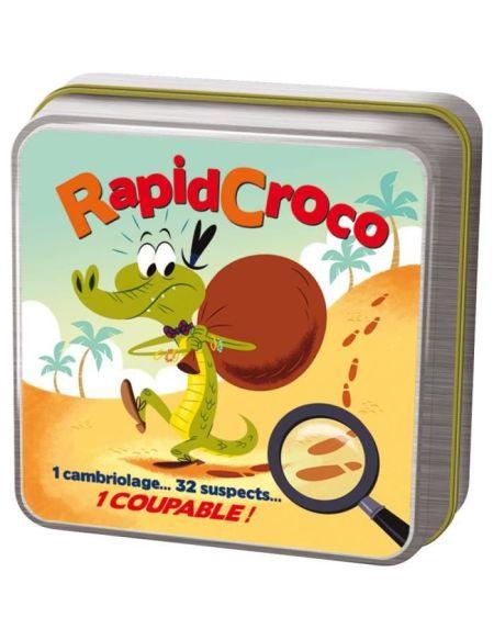 Rapidcroco - Jeu de société - ASMODEE