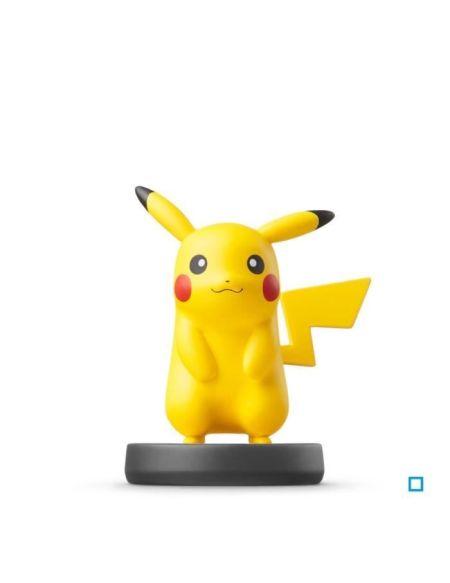 Figurine Amiibo Pikachu Super Smash Bros N°10