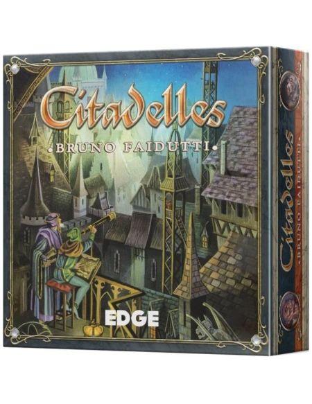 Citadelles - Jeu de société - ASMODEE
