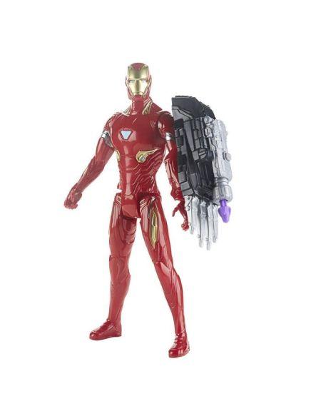 Marvel Avengers Endgame - Figurine Titan Iron Man - 30 cm