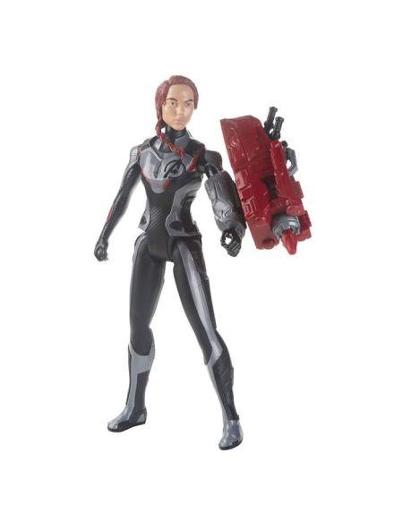 Marvel Avengers Endgame - Figurine Titan Black Widow - 30 cm