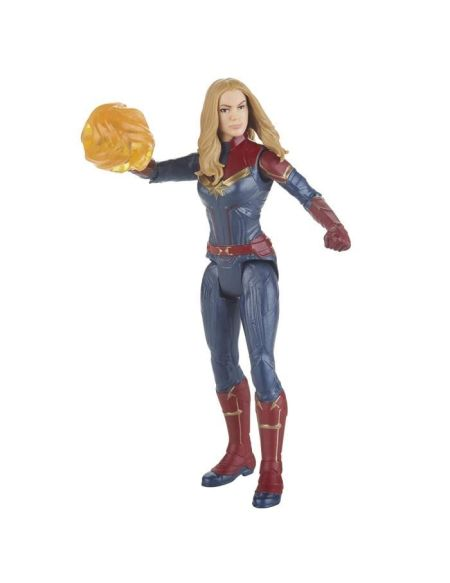 AVENGERS - 6IN MOVIE CAPTAIN MARVEL