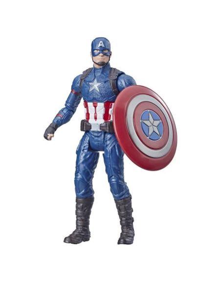 Marvel Avengers Endgame - Figurine Captain America - 15 cm