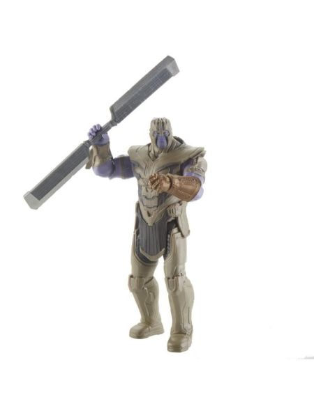 AVENGERS END GAME - Thanos - Figurine Marvel Avengers End Game 15 cm