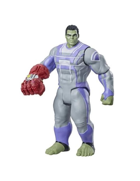 AVENGERS END GAME - Hulk Deluxe - Figurine Marvel Avengers End Game 15 cm