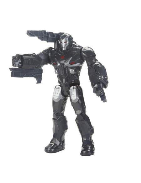 AVENGERS ENDGAME - War Machine - Figurine Marvel Titan Deluxe 30 cm