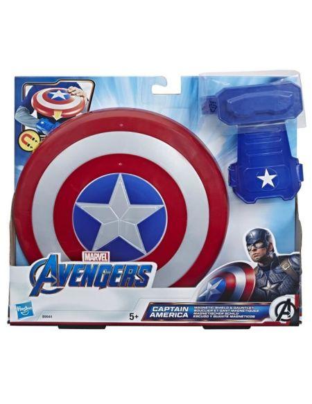 Marvel Avengers Endgame – Bouclier Magnétique de Captain America - Accessoire de déguisement
