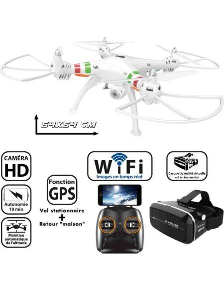 CDTS Drone Zenith Aerocraft - Diamètre 54 cm