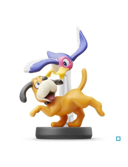 Figurine Amiibo Duo Duck Hunt Collection Super Smash Bros N°47