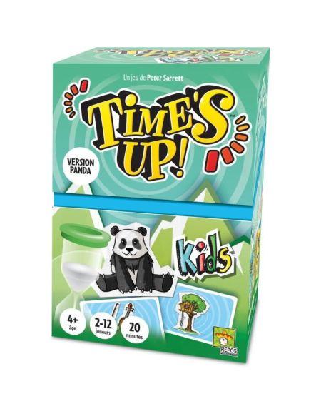 TIME'S UP Kids Panda - Jeu de Société
