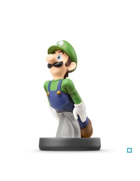 Figurine Amiibo Collection Super Smash Bros Luigi N°15