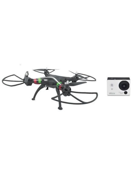 TAKARA Drone MEGA BIRD avec Camera Full HD intégrée