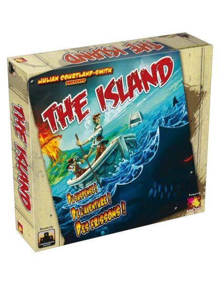 ASMODEE - The Island - Jeu de stratégie - Jeu de société