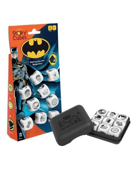 ASMODEE - Story Cubes Batman - Jeu de société