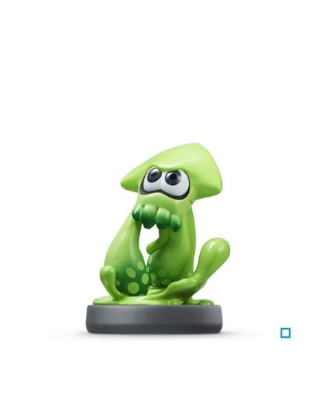 Figurine Amiibo Calamar Inking Splatoon