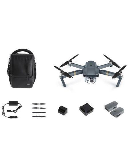 DJI Drone MAVIC PRO Fly More Combo - Wifi - Autonomie 27min