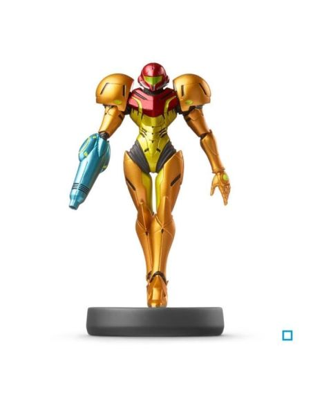Figurine Amiibo Samus Collection Super Smash Bros N°7