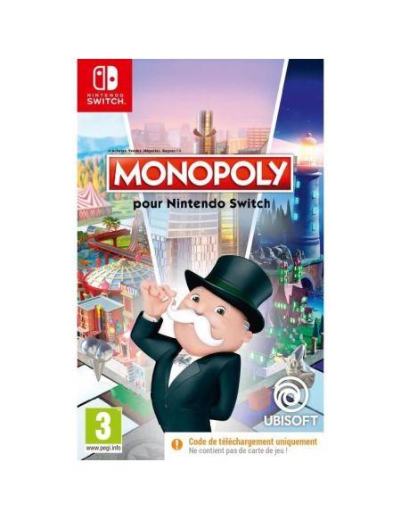 MONOPOLY Jeu Switch (Code de téléchargement)