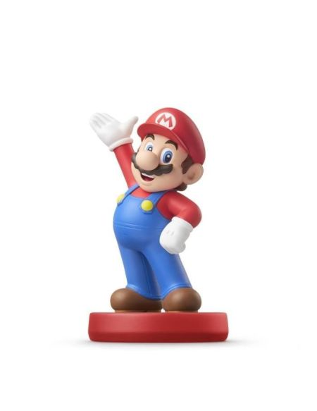 Figurine Amiibo Mario Super Mario Collection