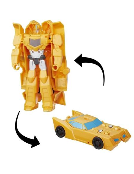 TRANSFORMERS Robots in Disguise - BUMBLEBLEE - Combiner Force - Robot 10cm