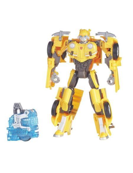 TRANSFORMERS ENERGON IGNITERS - Bumblebee - Nitro Series - Figurine 18cm