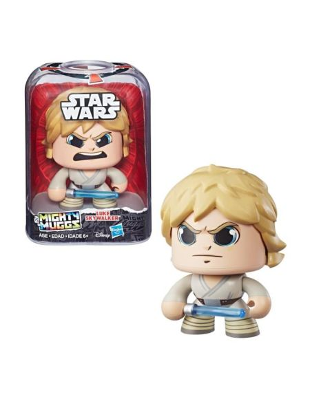 Figurine - Star Wars - Mighty Muggs Luke