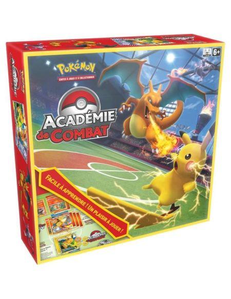 Jeu de société Pokémon : Coffret Académie de Combat