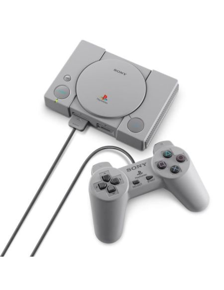 Console Retrogaming PlayStation Classic - PlayStation Officiel