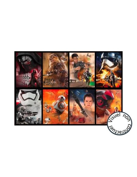 Carte Collector n°1 Star Wars