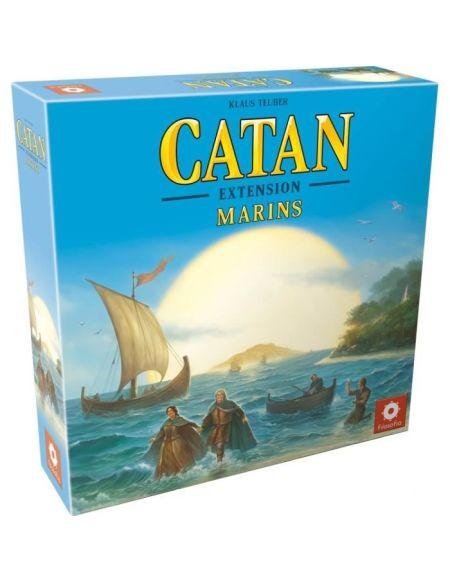 CATAN - Extension Marins - Jeu de société