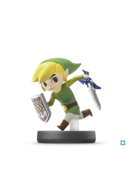 Figurine Amiibo Link Cartoon Super Smash Bros N°22