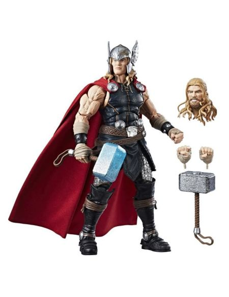 AVENGERS - Thor - Figurine Premium Marvel Legends 30cm