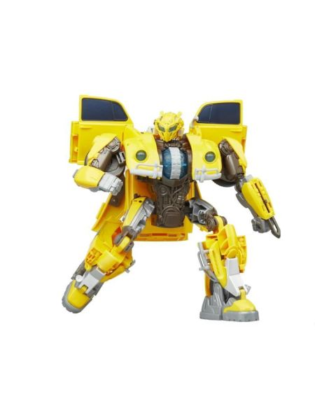 TRANSFORMERS - Power Charge Bumblebee - Figurine 25cm