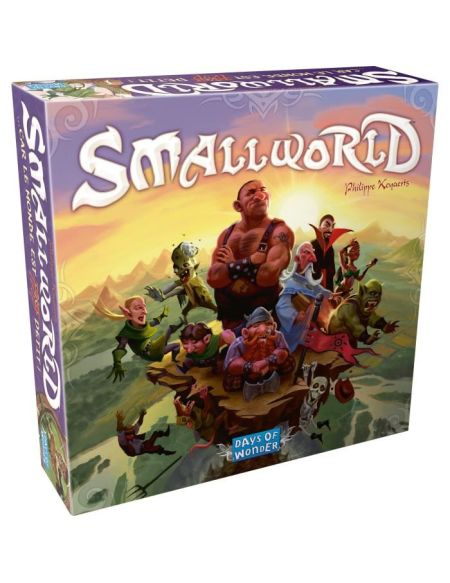 Smallworld - jeu de société
