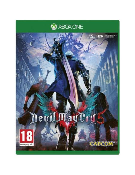 Devil May Cry 5 Jeu Xbox One