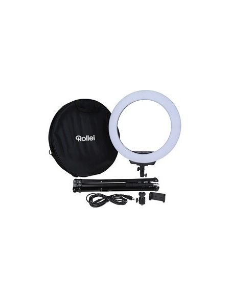 Flash Rollei Ringlight RL-119 BiColor
