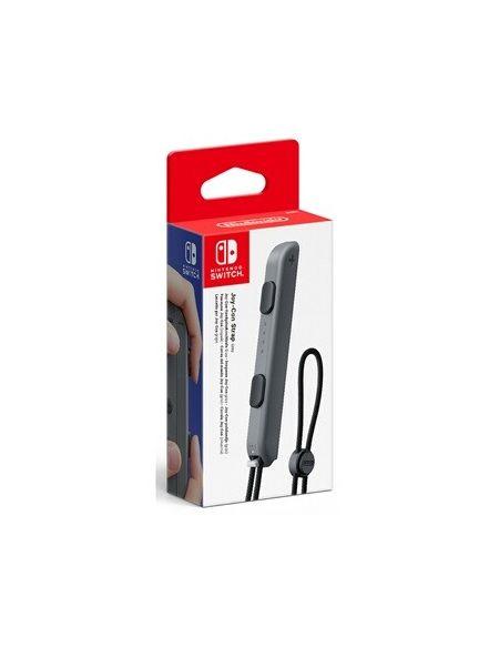 Accessoires Switch Nintendo DRAGONNE JOY CON GRISE