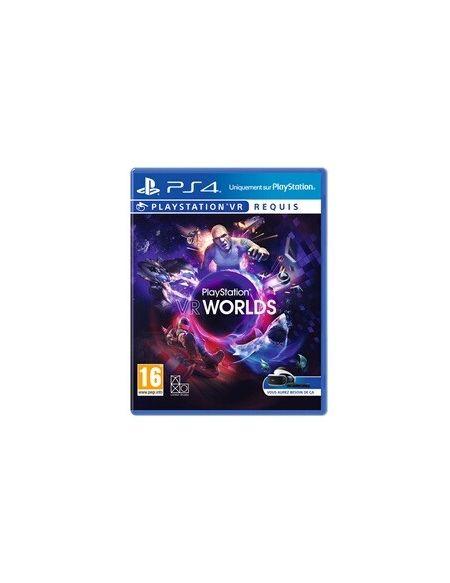 Jeux PS4 Sony VR WORLDS BK