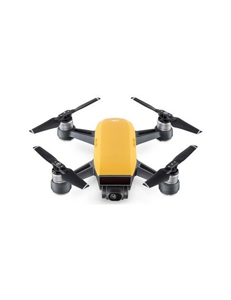 Drone Dji SPARK COMBO FLY MORE JAUNE