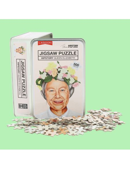 Puzzle Casse-tête Jigsaw - The Queen