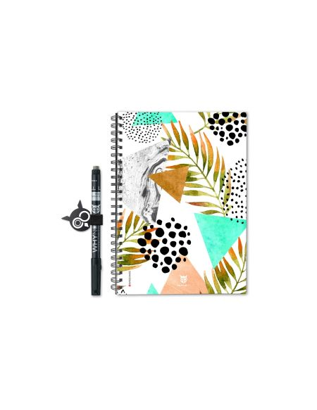 Notebook Format A5 Candid