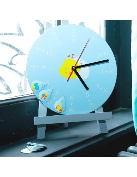 Horloge D'apprentissage Et Magnets