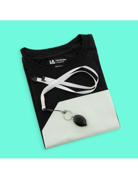 T-shirt Lumineux Interactif 7/8 Ans
