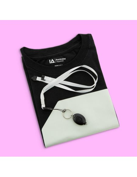 T-shirt Lumineux Intéractif 5/6 Ans