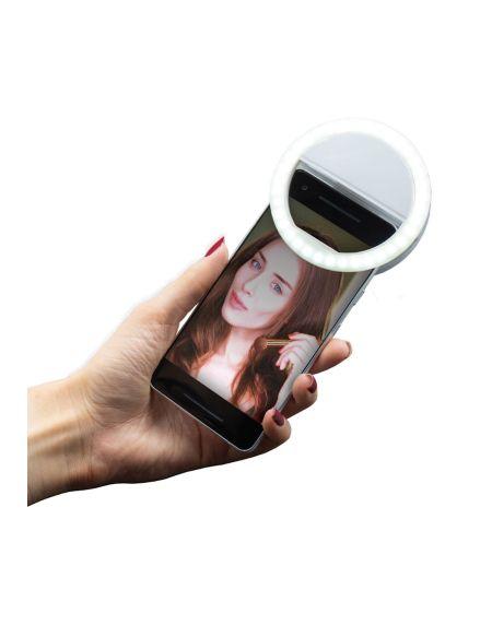 Lampe À Selfie Pour Smartphones